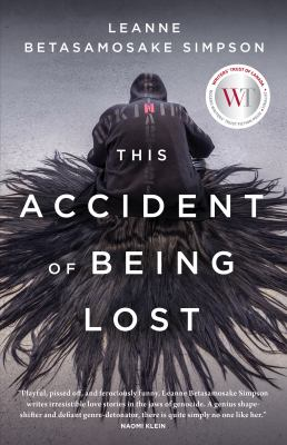 Cover image for This Accident of Being Lost