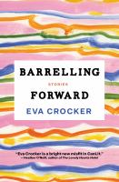 Media Cover for Barrelling Forward : Stories