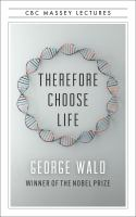 Therefore Choose Life