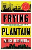 Frying Plantain