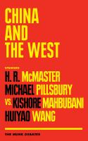 Media Cover for China and the West
