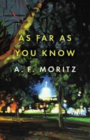 As far as you know : poems
