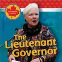 The Lieutenant Governor