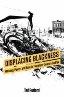 Displacing Blackness