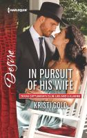 In Pursuit of His Wife