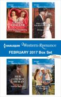 Harlequin Western Romance February 2017 Box Set