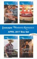 Harlequin Western Romance April 2017 Box Set