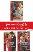Harlequin Desire April 2017