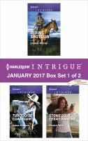 Harlequin Intrigue January 2017, Box Set 1 of 2