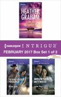 Harlequin Intrigue February 2017