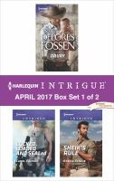 Harlequin Intrigue April 2017, Box Set 1 of 2