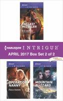 Harlequin Intrigue April 2017, Box Set 2 of 2