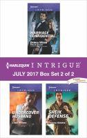 Harlequin Intrigue July 2017--Box Set 2 of 2