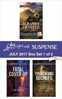 Harlequin Love Inspired Suspense July 2017, Box Set 1 of 2
