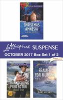 Harlequin Love Inspired Suspense October 2017 - Box Set 1 of 2