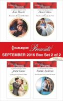 Harlequin Presents September 2016