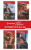 Harlequin Blaze October 2016 Box Set