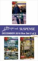Harlequin Love Inspired Suspense December 2016