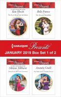 Harlequin Presents January 2019