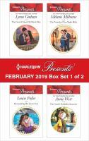Harlequin Presents: February 2019, Box Set 1 of 2