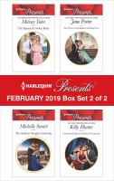 Harlequin Presents - February 2019 - Box Set 2 of 2