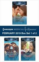 Harlequin Medical Romance February 2019--box Set 1 of 2