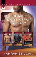 The Complete Adams Affair Trilogy