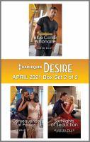 Harlequin Desire April 2021--box Set 2 of 2