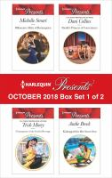 Harlequin Presents October 2018