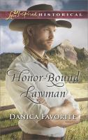 Honor-bound Lawman