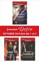 Harlequin Desire October 2018