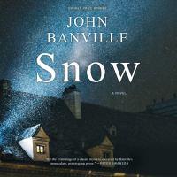 Snow by John Banville