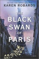 BLACK SWAN OF PARIS, THE [audiobook Cd]