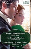 Sheikh's Mail-order Bride