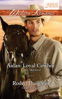 Aidan: Loyal Cowboy