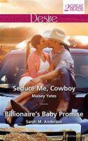 Seduce Me, Cowboy