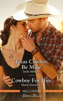 Texas Cowboy, Be Mine