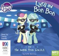Lyra and Bon Bon and the Mares From S.M.I.L.E