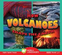 How Volcanoes Shape the Earth