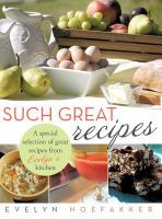 Such Great Recipes