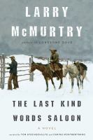 The Last Kind Words Saloon