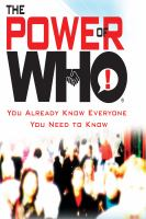 The Power of Who!