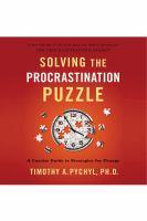 Solving the Procrastination Puzzle