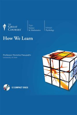 Cover image for How We Learn