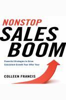Nonstop Sales Boom