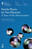 Particle Physics for Non-physicists