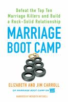 Marriage Boot Camp