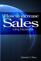 How to Increase Sales Using Facebook