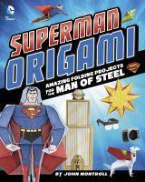 Superman Origami