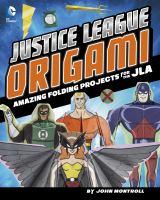 Justice League Origami